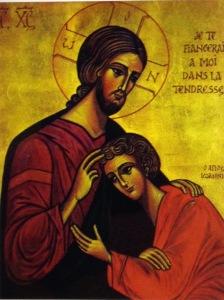je te fiancerai icon jesus john